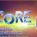 Eventflyer Fashion-Show by Core