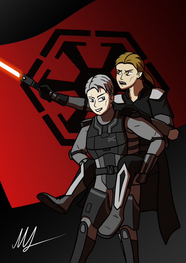 For the Empire!